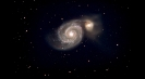 M51 Color Scaled